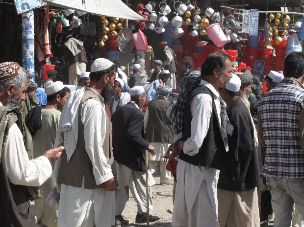 Daily Affairs in Sunny Kabul