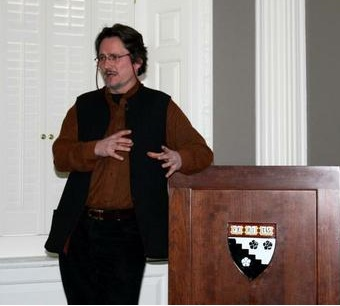 Michael Sheridan at Harvard Kennedy School of Government