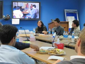 CSFilmmakers present at World Bank