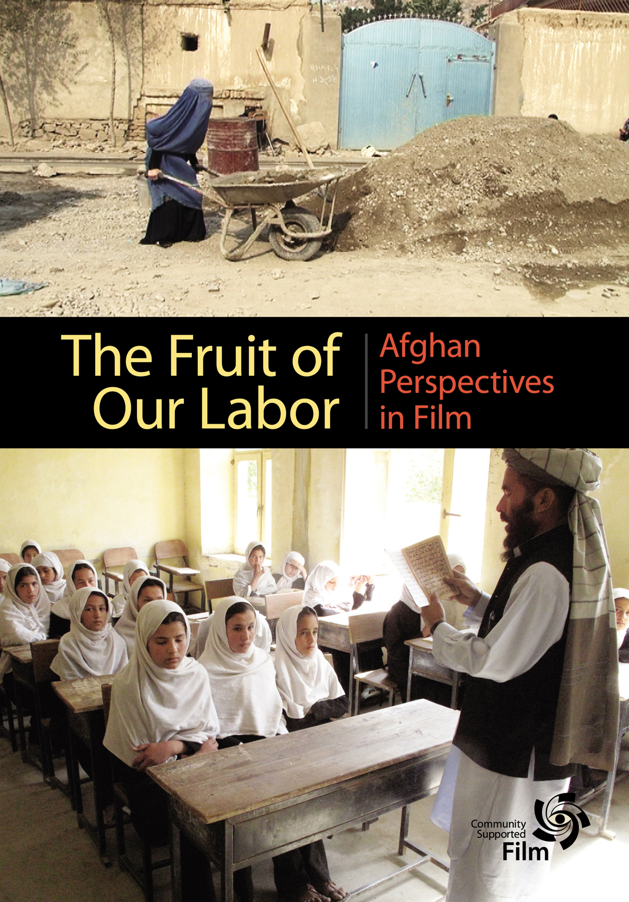"Selections from ""The Fruit of Our Labor"" will air on the TV show, WORLDDOCS"