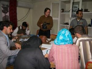 CSFilm Training Afghanistan