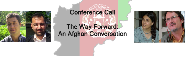 Watch the Video Conference: Afghan Civil Society in Conversation
