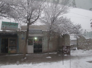 Kabul in December