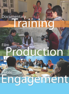 training production engagement graphic - screen shot