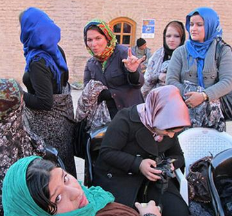"First International Women's Film Festival in Afghanistan Features Two ""Fruit of Our Labor"" Directors"