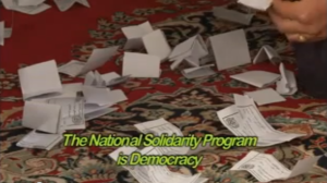 NSP ballots