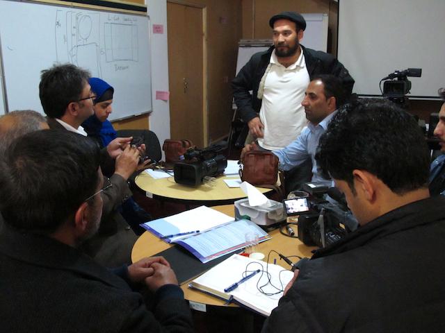 National Solidarity Program Training
