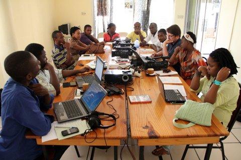 Haiti Training – See Their First Videos