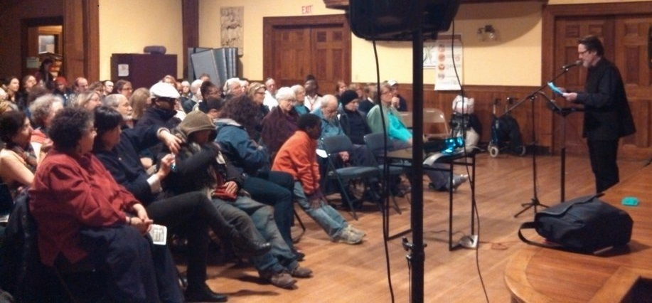 Screening of Haitian-made films in Boston