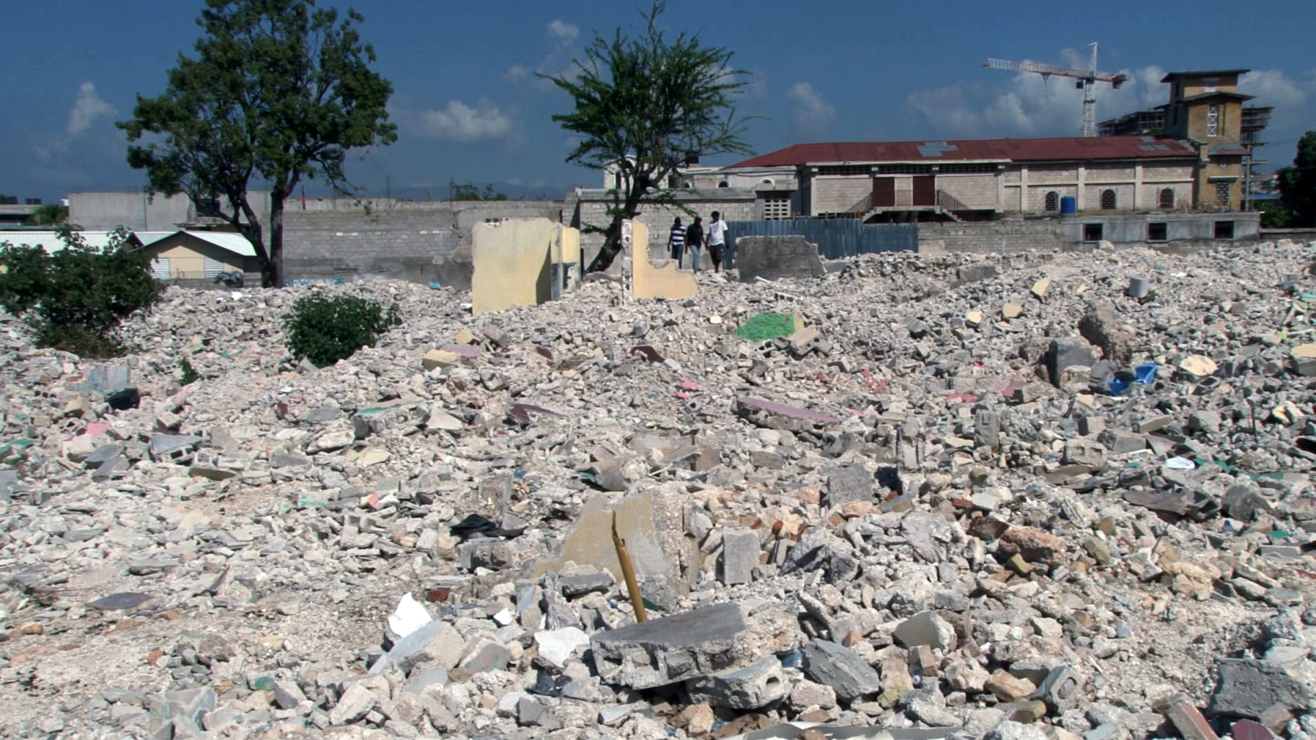 Haitian-made films, Day 3 of 10, commemorating Haiti earthquake through Haitian eyes and ears