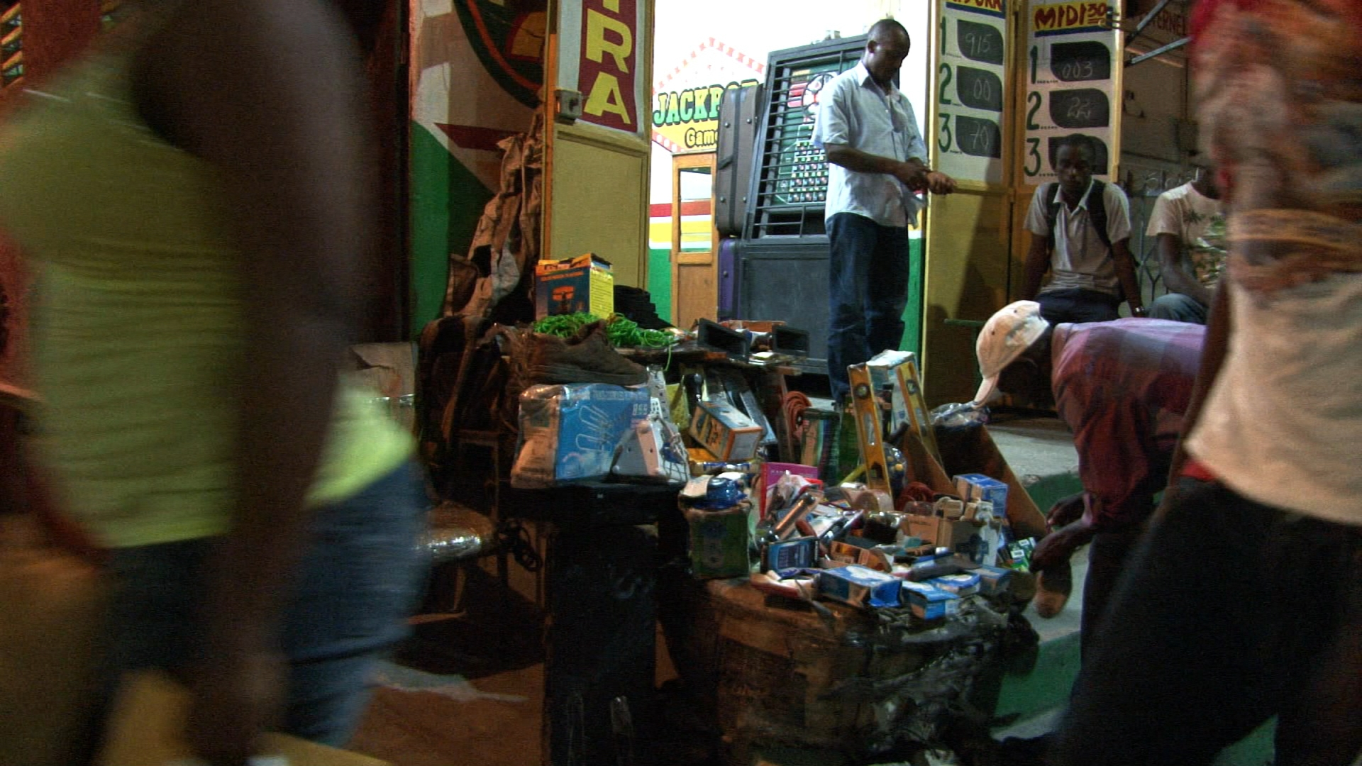 Film 8, Day 8 of 10: Understand Haiti from the Perspective of Haitian Street Vendors