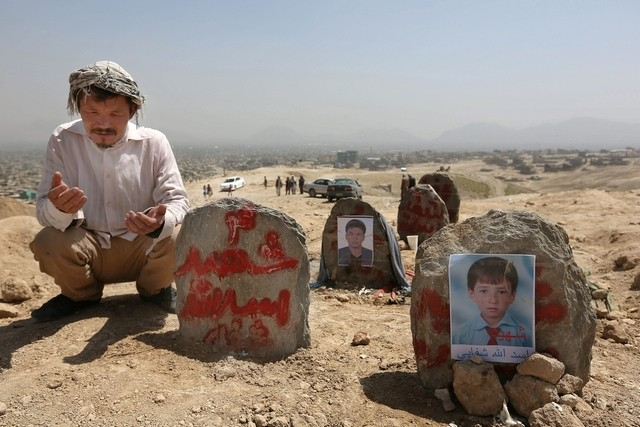 AFGHANISTAN: Afghan civilian casualties soar to record high, UN says