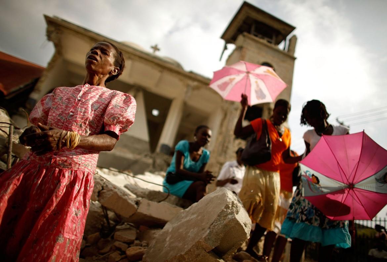 HAITI: 7th anniversary of earthquake: An Inconvenient Truth | Haiti Support Group