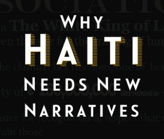 ON THE MEDIA, HAITI: Interested in Haiti? Read this book: Why Haiti Needs New Narratives by Gina Athena Ulysse