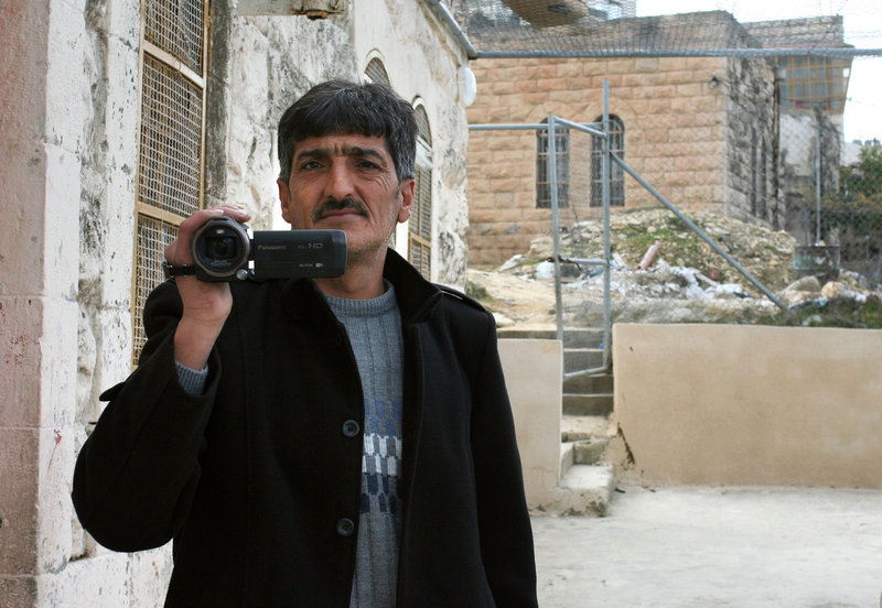 ON THE MEDIA: In West Bank, Witnesses To Conflict Are Using Video To Document What They See, NPR