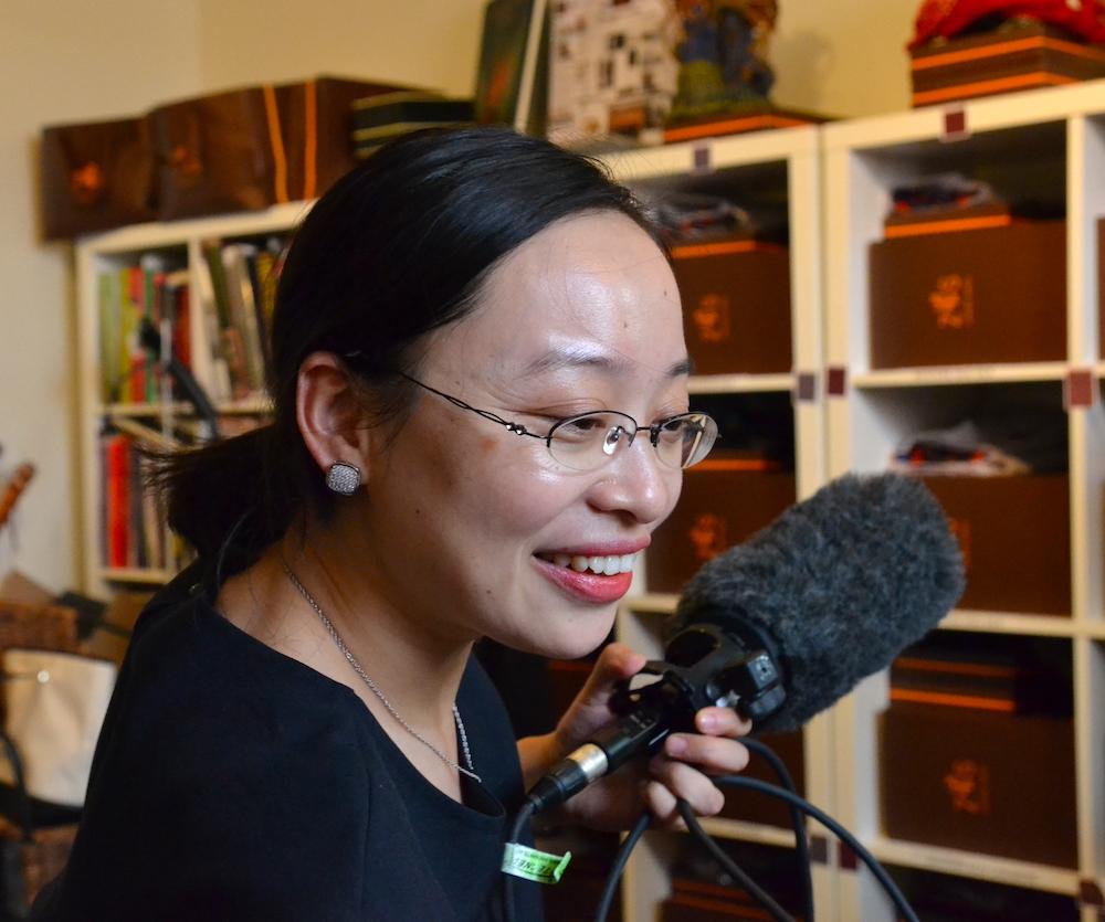 CSFilm Filmmaker Qin Li Appointed to Cultural Council