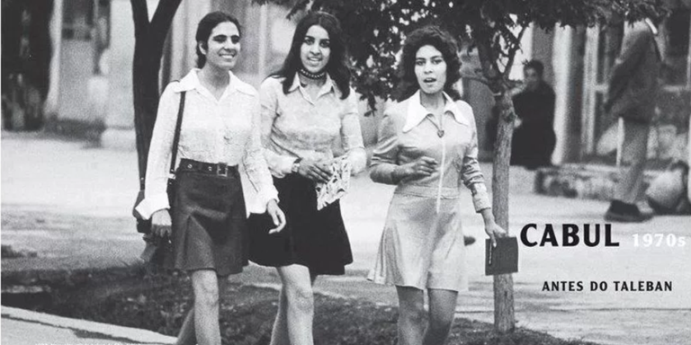 AFGANISTAN: This 1972 Photo of Women in Miniskirts Convinced Trump to Remain in Afghanistan
