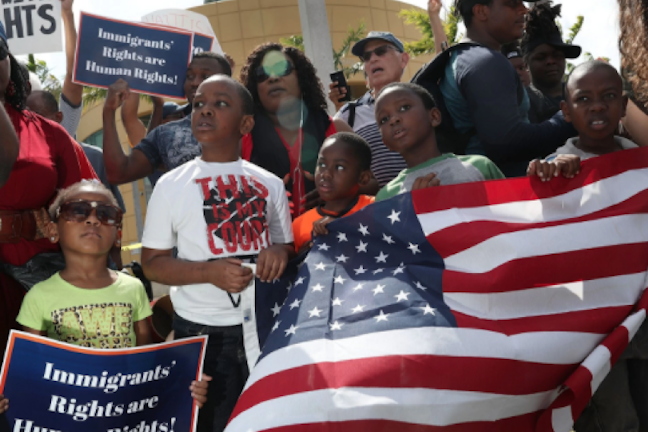HAITI NEWS AND VIEWS: Tens of thousands of Haitian, Central American immigrants could lose protected status