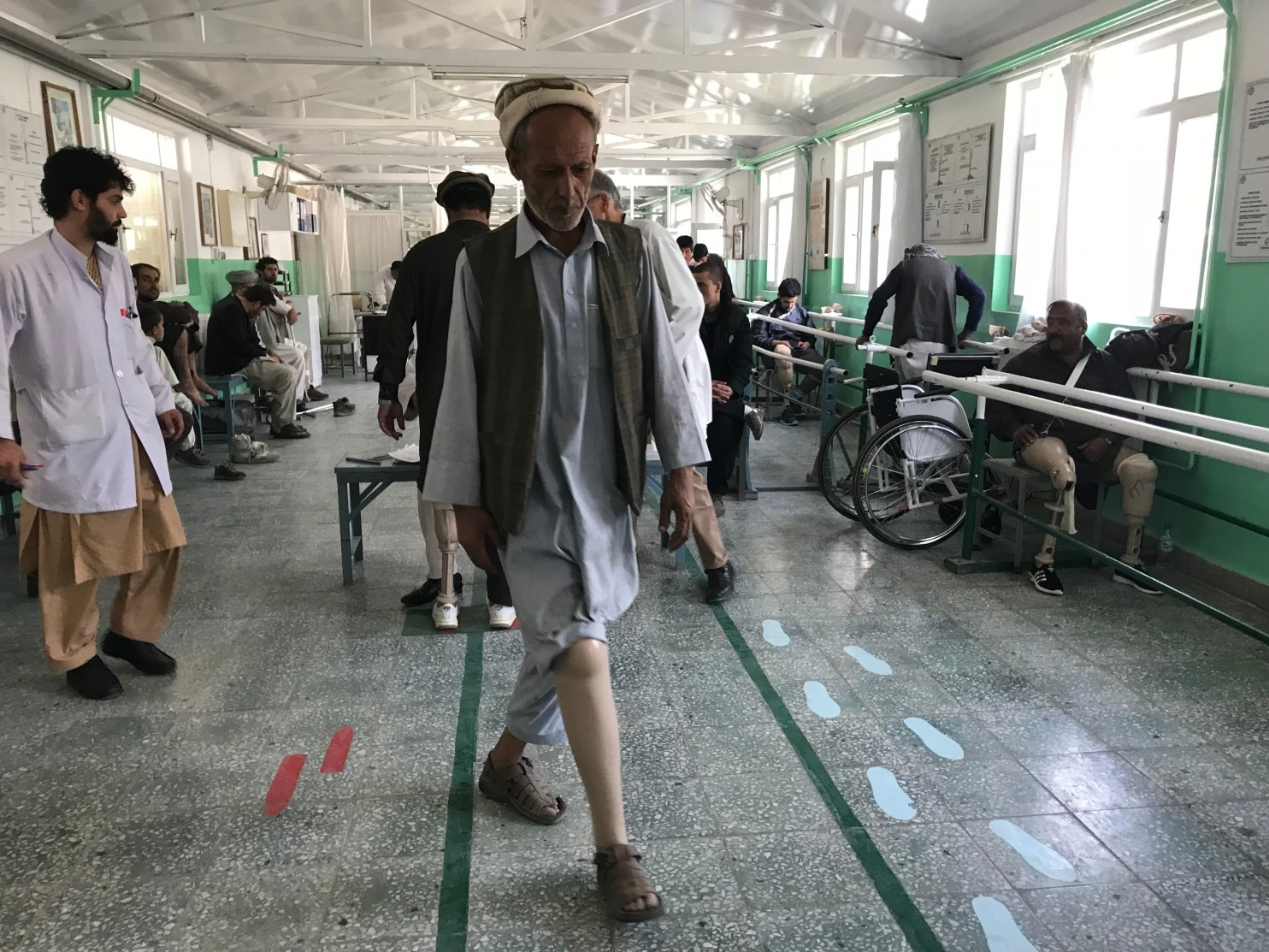 AFGHANISTAN NEWS AND VIEWS: Violence is so bad in parts of Afghanistan that Red Cross clinics are shutting their doors