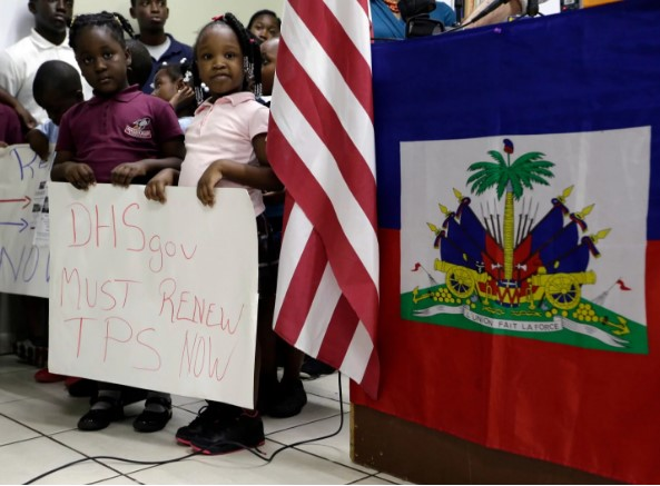 HAITI NEWS AND VIEWS: How Trump can be Haiti's 'champion'