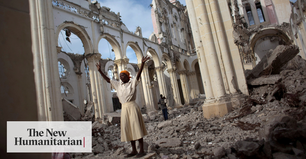On Haiti   Hunger in Haiti: Ten years after catastrophe struck, a new crisis looms