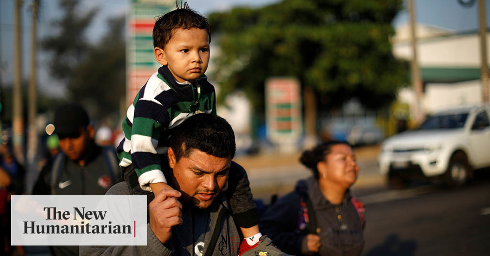 ON MIGRATION, ON DEVELOPMENT   Data shows gang killings in El Salvador rival bombings in Syria
