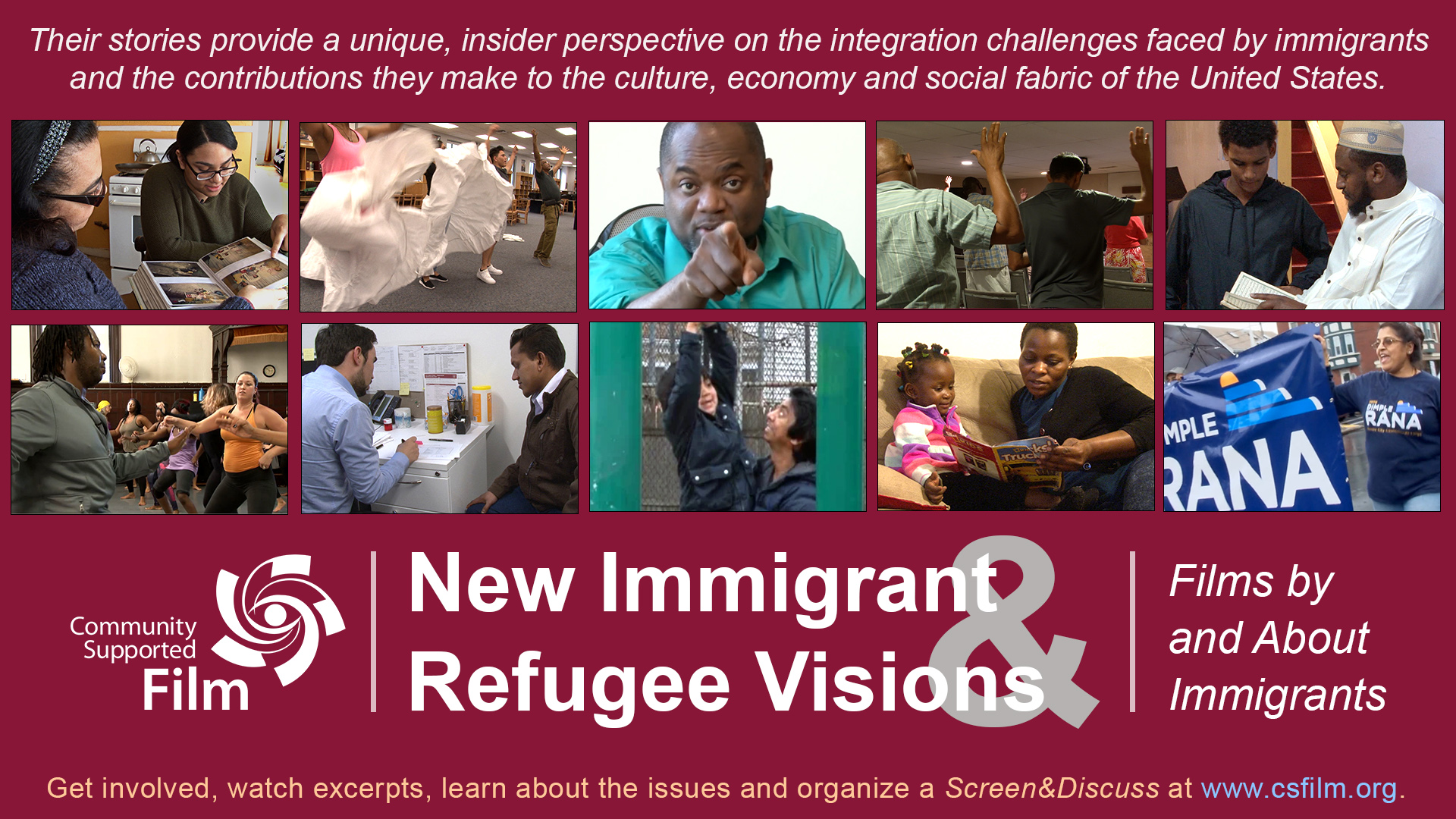 JP Movie Night's NIRV Screen&Discuss deepens audience's understanding of challenges and risks facing immigrants