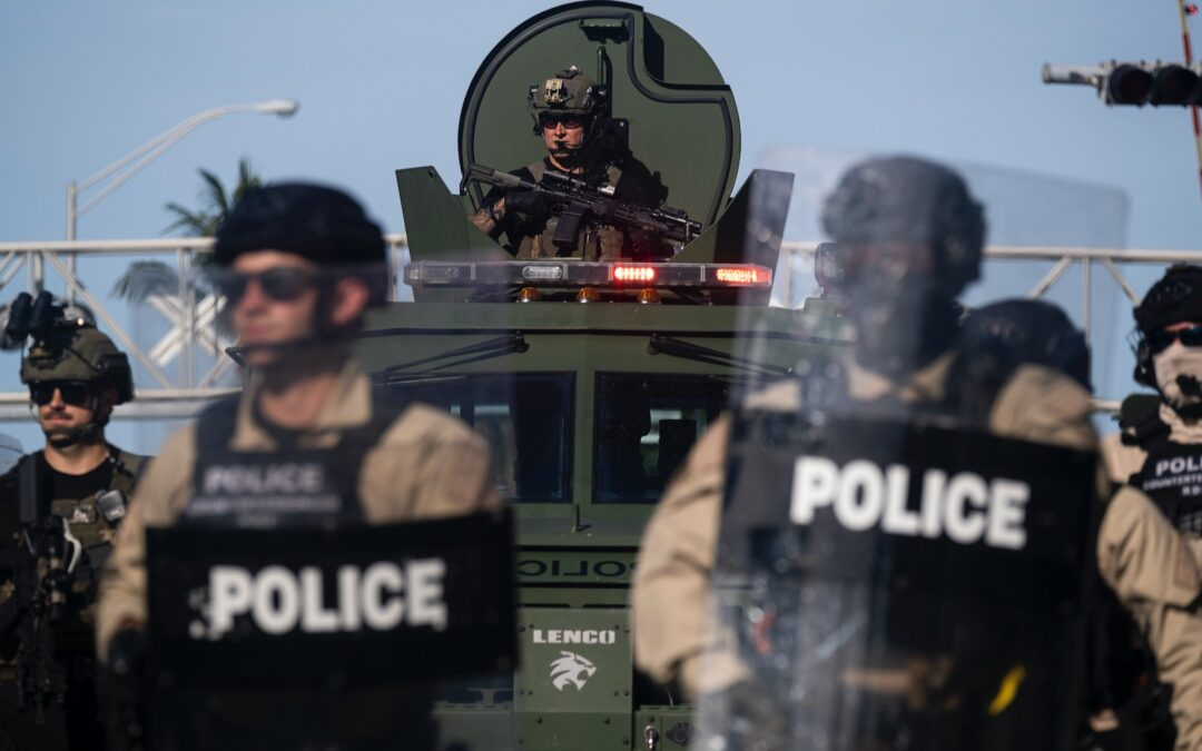 ON DEVELOPMENT | How US Police Became Paramilitaries