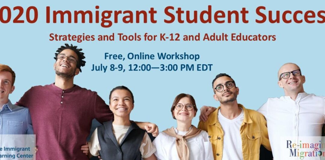 StorytellingWorkshop for Immigrant Educators – Watch and Learn