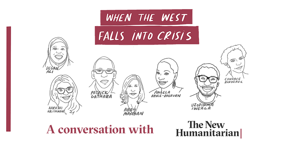 ON DEVELOPMENT   The West's humanitarian reckoning