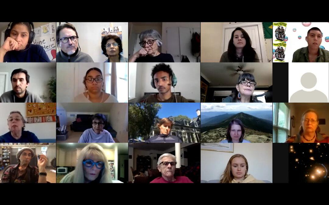 SURJ Screen&Discuss Brunch brings organizers together around films
