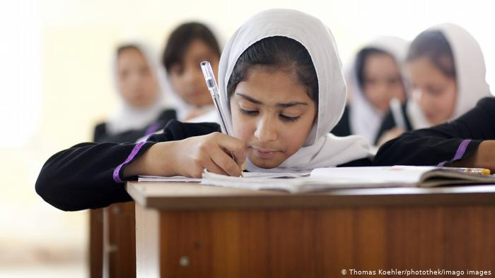 ON AFGHANISTAN | Afghanistan bans schoolgirls older than 12 from singing — reports
