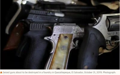 ON MIGRATION | US-made guns are ripping Central America apart and driving migration north