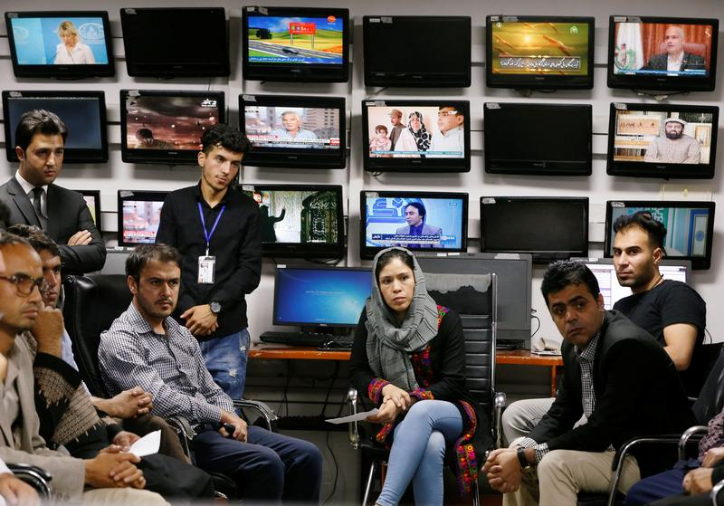 ON THE MEDIA, ON AFGHANISTAN | Afghanistan's press freedom is threatened. Meet the young journalists fighting for it