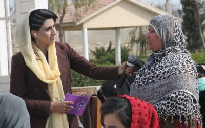 ON THE MEDIA, ON AFGHANISTAN | Handing the microphone to Afghan women