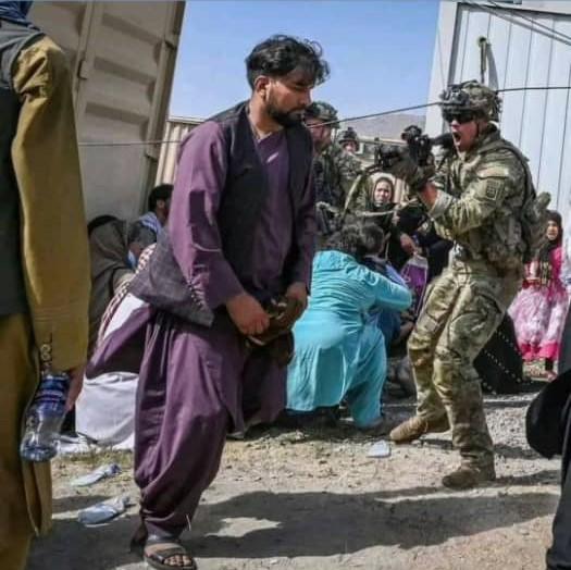 Terrified and threatened – these are the images and emails I am receiving from Afghanistan today – you can help