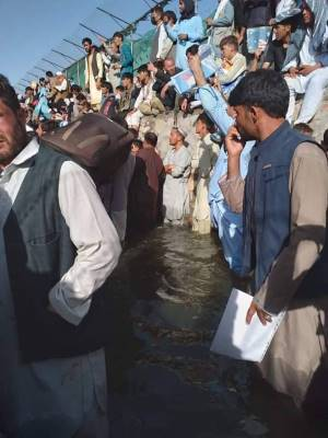 CSFilm Fund for Afghan Evacuation and Resettlement