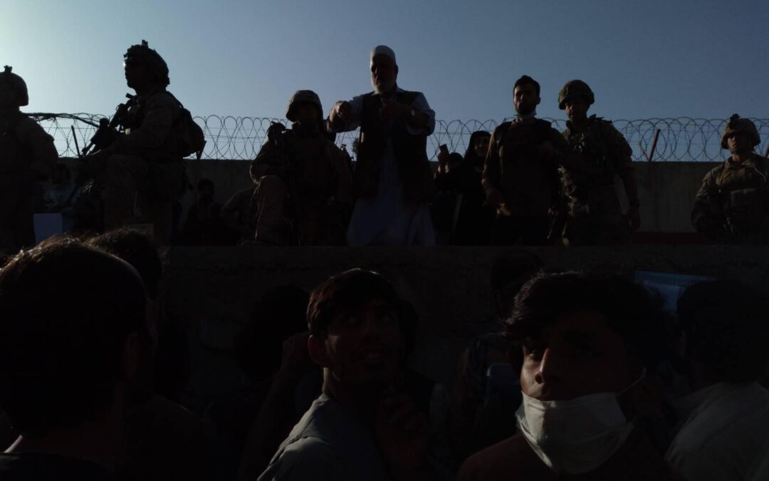 Against the Wall – An Afghan Evacuation Story – Part 1