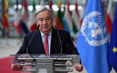 ON DEVELOPMENT | UN chief: World is at 'pivotal moment' and must avert crises