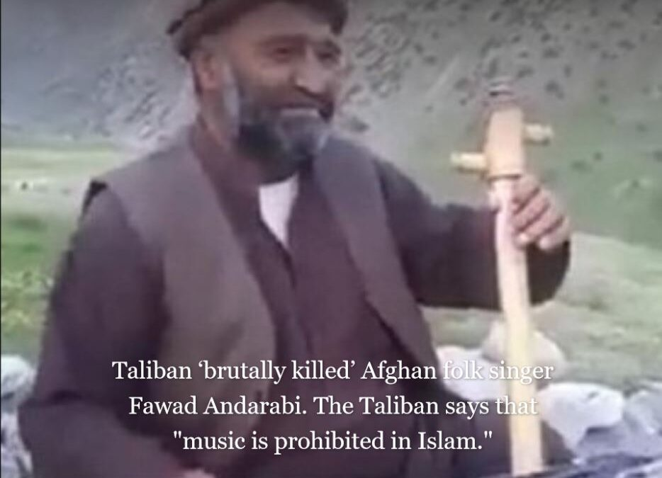 Taliban at the door – Update, CSFilm Fund for Afghan Evacuation and Resettlement